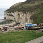 North Landing, Flamborough